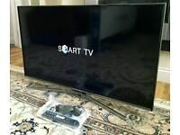 Samsung 43in SMART LED WI-FI TV FREEVIEW HD WARRANTY