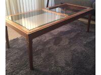 Vintage 1960s G Plan coffee table