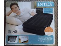 Inflatable Mattress Built in inflation pump ( electric 240 v )