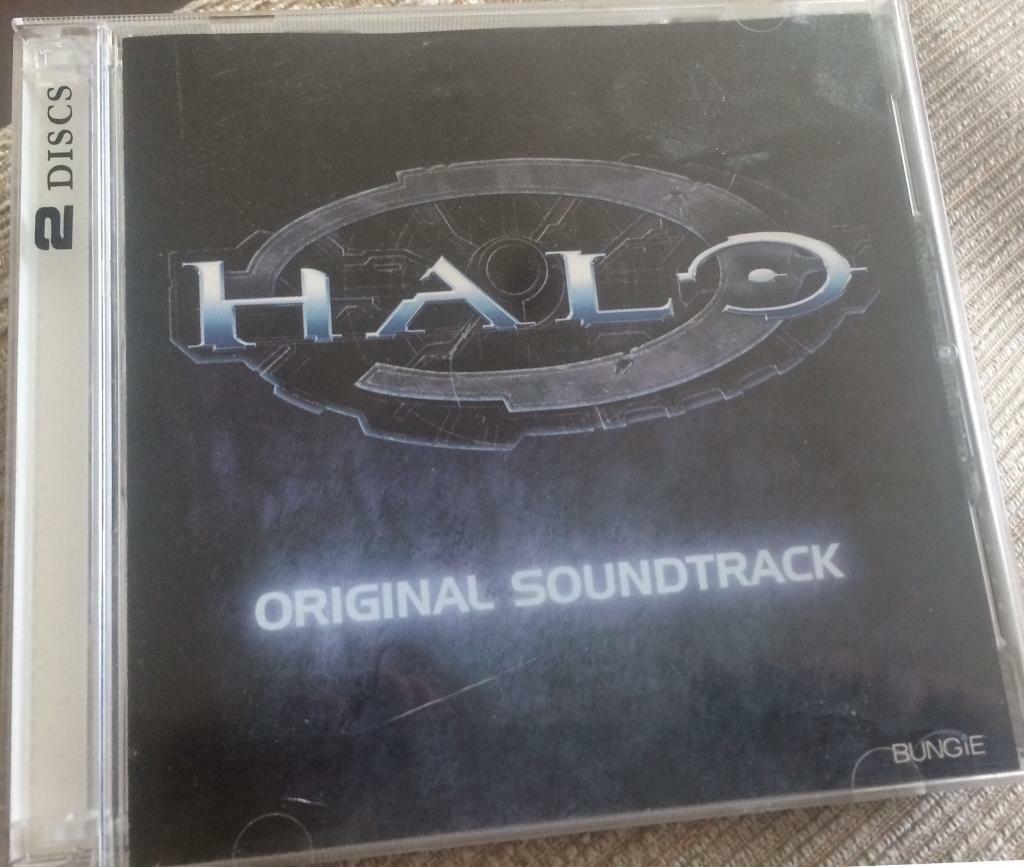 Rare halo 1 original soundtrack | in Bearsden, Glasgow | Gumtree