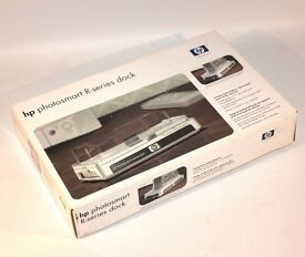 ✨ HP PHOTOMART R-SERIES DIGITAL CAMERA DOCK ~ DOCKING CHARGING STATION ~ WINDOWS ✨