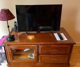 TV Cabinet. Excellent condition.