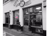 City Barbers in Leicester City Centre - Experienced Barber Wanted!