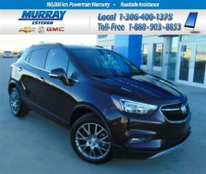 2018 Buick Encore *Safety pkg *Cross traffic alert *Blind zone a