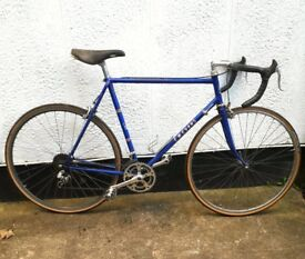 F.W. Evans road bike - late 70's early 80's