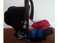 Britax baby car seat/carrier