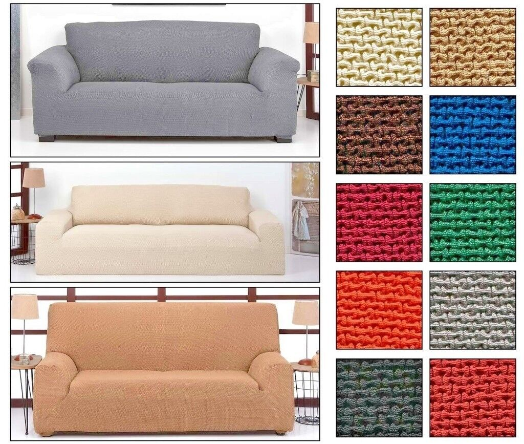 Sofa Covers Furniture Protector Couch Multi Stretch Slipcover Pet