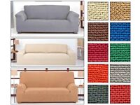 Sofa Covers Furniture Protector Couch Multi-Stretch Slipcover Pet Sofa Protector