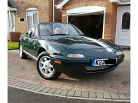 Mazda MX5 V-Spec 1992 beautiful Classic Car
