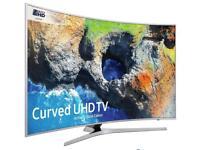 "49"" SAMSUNG Smart 4K Ultra HD HDR Curved LED TV UE49MU6670 is warranty and delivered"