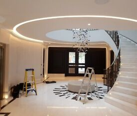 Wallpapering and Painting /Decorating Services-Bluespec Decorating Limited