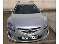 Luxury Mazda 6 Estate Sport 2.2d