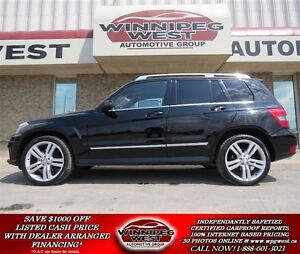 2012 Mercedes-Benz GLK-Class 350 4MATIC, AMG SPORT PKG, HEATED S