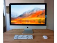Apple iMac 27 (Late 2013, i5 - 3.2ghz, 16GB Ram, Nvidia GT 755m 1GB GFX)