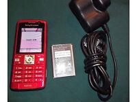 SONY Ericsson 610i camera mobile phone. unlocked