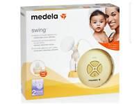 Medella Swing Electric Breast Pump New