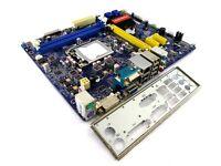 Foxconn H61MXV - motherboard - micro ATX - LGA1155 Socket 1155 with backplate intel i3 i5 i7