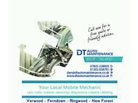 Mobile mechanic & welding repairs