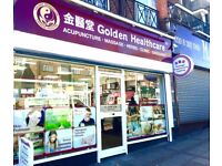 [Superior Services in Hendon] |Golden HealthCare| We provide Massages, Acupuncture, Cupping and more