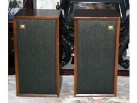 Wharfedale Super Linton Speakers