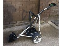 Electric Golf Trolley FREE DELIVERY Folding Club Ball Stowamatic GT2 Ping Taylormade Wilson