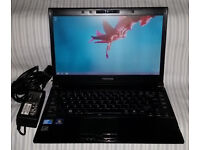 """Toshiba Portege R700 NoteBook, 13.3""""- Windows 8 with MS Office - Perfect Working Order"""