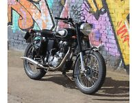Royal Enfield Bullet 500 Trials (2015)