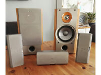 Sony SS-NX1 Surround sound speakers