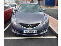 Mazda 6 TS3 2.0 Diesel 6 Speed Manual Alloys Cd Aux Parking Aid