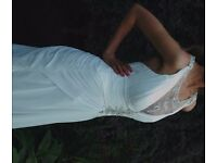 Enzoani Goldstone wedding dress - new with tags