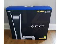 Sony PlayStation 5 PS5 - BRAND NEW & FACTORY SEALED