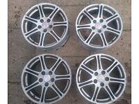 Honda Civic Type-R alloy wheels x4