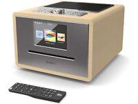 Majority Homerton DigitalDAB/DAB + CD Radio Player Bluetooth