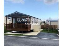 Blackpool caravan hire Martonnmere haven park