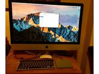 "iMac 27"" swap for MacBook"