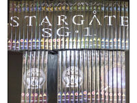 Stargate 1 DVD Collection
