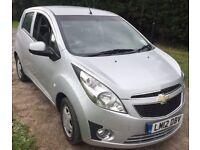 2012 Chevrolet Spark lx