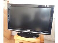 28in Panasonic TV and DVD Player