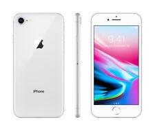 Apple iPhone 8 64GB Silver LTE Cellular MQ6L2LL/A