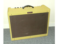 Fender Blues Deluxe Reissue Combo 40 watt Guitar Valve Amp in Tweed