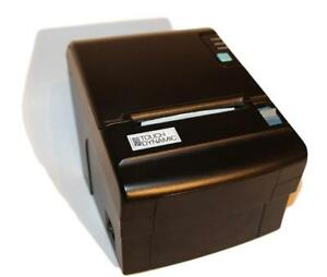 Touch Dynamic LK-T210 - Thermal Receipt Printer - Serial & USB Interfaces - Power Supply Included