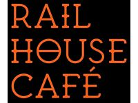 PASTRY CHEF - VICTORIA - RAIL HOUSE CAFE