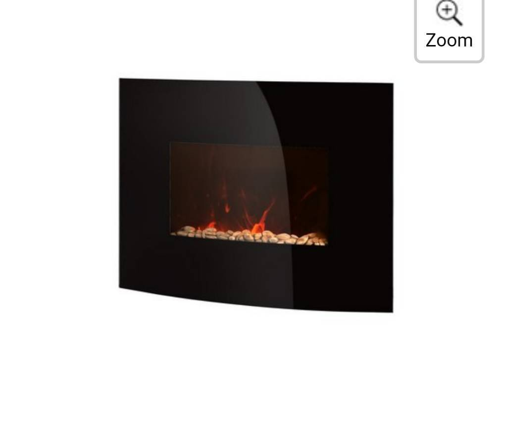 Wall or freestanding fire