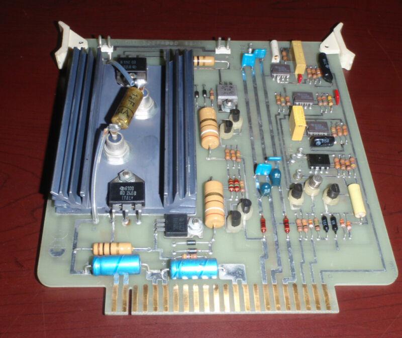 Cincinnati Milacron PCB CIRCUIT BOARD SEAM_4 531 3009A00D_45313009A00D