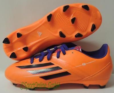 pretty nice 21979 65ab3 Gebraucht, NEU adidas F10 TRX FG Junior Größe 35 Kinder Fußballschuhe  F32697 orange gebraucht kaufen