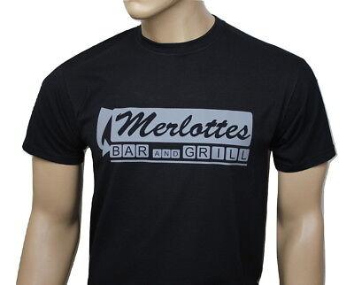 True Blood Merlottes Bar (True Blood 80s inspired mens film t-shirt - Merlottes Bar and Grill)