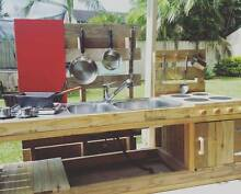 Kid's Mud Kitchen/Oven Combo Rochedale South Brisbane South East Preview