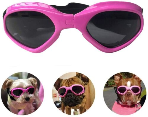 Size Small Medium Dog Puppy Sunglasses UV Dog Puppy Eye Protection for Poodle