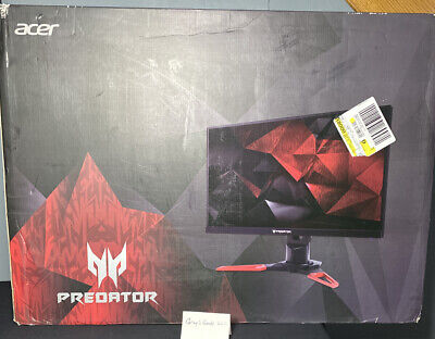 "Acer Predator XB1 27"" Widescreen Gaming Monitor 1ms 144hz Full HD(1920x1080) NEW"