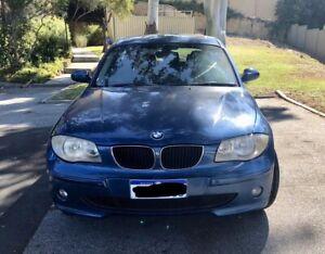 2005 BMW 120i E87 automatic